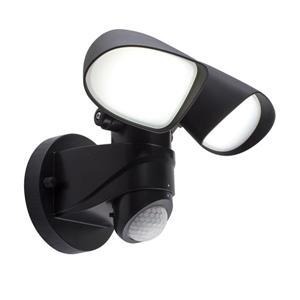 BAZZ Hardwired LED Motion Sensor Security Light