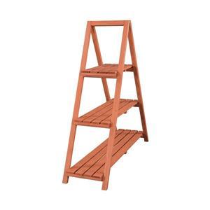 Wooden Ladder Plant Stand Indoor Outdoor Lowe S Canada