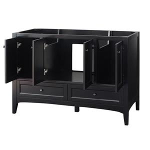"Foremost Berkshire Vanity Combo - 49"" - Wood - Espresso"