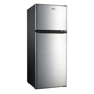 Royal Sovereign Compact Refrigerator - 22.6-in x 55.6-in - Gray