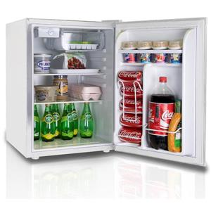 Royal Sovereign Refrigerator - 17.5-in x 25-in - White