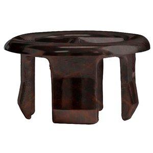 """American Imaginations Overflow Cap - 1.25"""" - Brass - Bronze"""