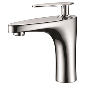 "American Imaginations Faucet Set - Single hole - 4.73"" - Chrome"