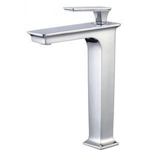 "American Imaginations Dante Faucet - Single hole - 8.9"" - Chrome"