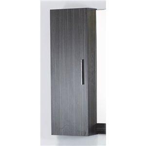 "American Imaginations Xena Medicine Cabinet - 12"" - Wood - Gray"