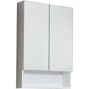 "American Imaginations Xena Medicine Cabinet - 23.5"" x 31"" - Wood - White"
