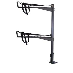 "Dock Edge + Kayak Rack - 32"" - Steel - Gray - Pack of 2"