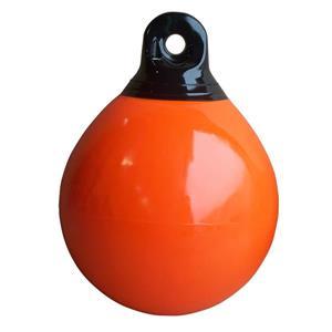 "Dock Edge + Inflatable Mooring Buoy - 18"" - Orange"