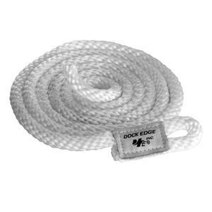 Dock Edge + Fender Lines - 5' - White - Pack of 2