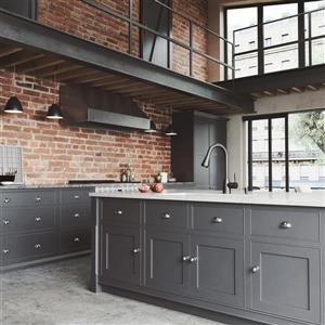 VIGO Kitchen Sink With Faucet - Grid - Strainer - 32-in