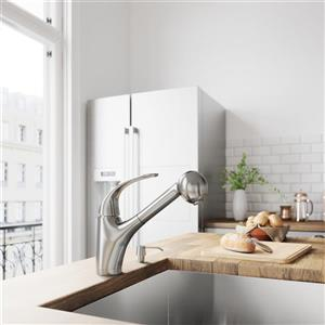Alexander Pull-Out Spray Kitchen Faucet