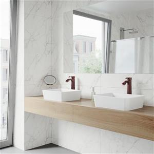 Vigo Otis Vessel Bathroom Faucet In Oil Rubbed Bronze