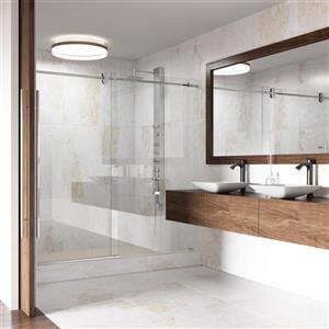Vigo Linus Vessel Bathroom Faucet - Antique Bronze