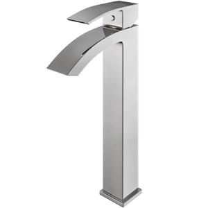 Vigo Duris Vessel Bathroom Faucet In Chrome