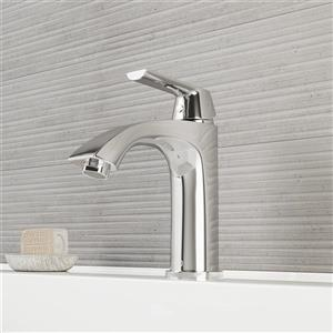 Vigo Penela Single Hole Bathroom Faucet In Chrome