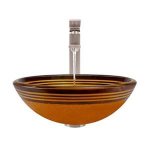 MR Direct Bathroom 721 Vessel Faucet Ensemble,615-721-BN