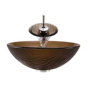 MR Direct Bathroom Waterfall Faucet Ensemble,626-WF-C