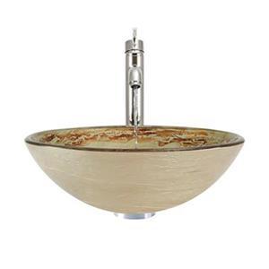 MR Direct Bathroom 718 Vessel Faucet Ensemble,631-718-C