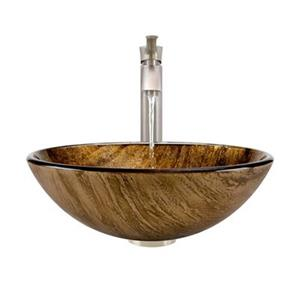 MR Direct Bathroom 726 Vessel Faucet Ensemble,632-726-BN