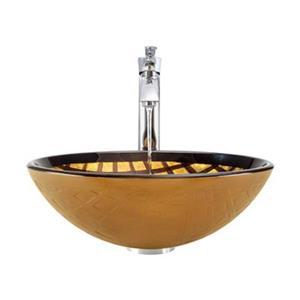 MR Direct Bathroom 726 Vessel Faucet Ensemble,635-726-C