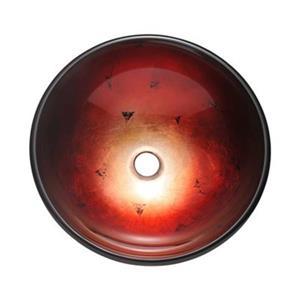 MR Direct Foil Undertone Glass Vessel Sink,607