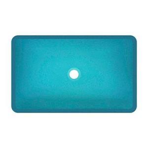 MR Direct Glass Vessel Bathroom Sink,640-Turquoise