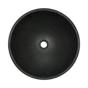 MR Direct Honed Basalt Black Granite Vessel Sink,854