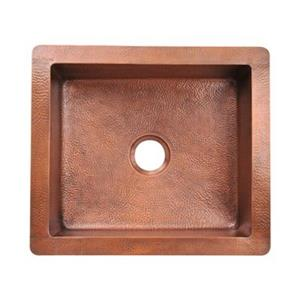 MR Direct Single Bowl Copper Sink,904