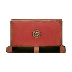 MR Direct Single Bowl Copper Apron Sink,913