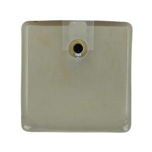 MR Direct Porcelain Undermount Bathroom Sink,U2230-W