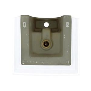 MR Direct Porcelain Vessel Sink,V160-W