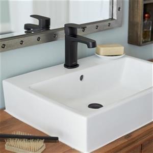 MR Direct Porcelain Vessel Sink,V2502-W