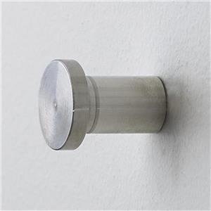 Richelieu Contemporary Stainless Steel Hook,51124170