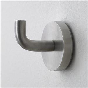 Richelieu Contemporary Stainless Steel Hook,51122170