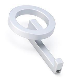 Richelieu Contemporary Metal Hook,56116174