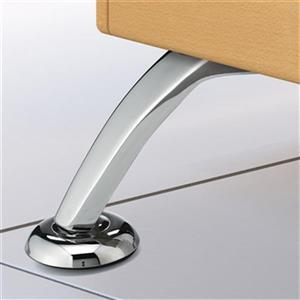 Richelieu Contemporary Furniture Leg,5234140