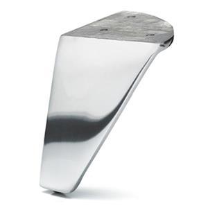 Richelieu Aluminum Furniture Leg,BP5600290