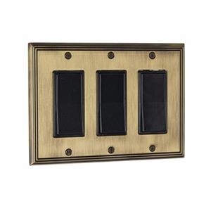Richelieu Contemporary Decora Switchplate,BP85111AE