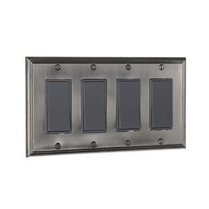 Richelieu Contemporary Decora Switchplate,BP851111195