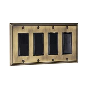 Richelieu Contemporary Decora Switchplate,BP851111AE