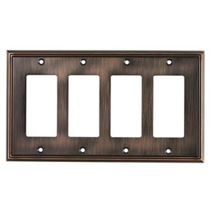 Contemporary Decora Switchplate
