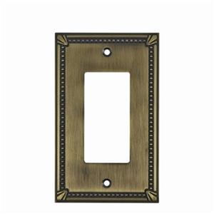 Richelieu Traditional Decora Switchplate,BP861AE