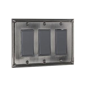 Richelieu Traditional Decora Switchplate,BP86111195