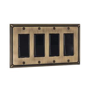 Richelieu Traditional Decora Switchplate,BP861111AE