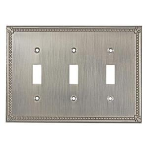 Richelieu Traditional Toggle Switchplate,BP86333195