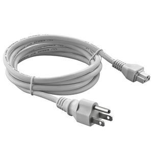 "Acclaim Lighting LED Power Cord - 73"" - White"