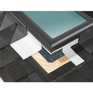 Velux Deck Mount Shingle Flashing Kit For Skylights C01