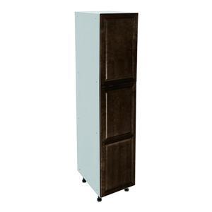 18-in x 79-in Balsamic Barrel Utility Cabinet with Door