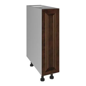 9-in x 30-in Balsamic Barrel Base Cabinet with Door