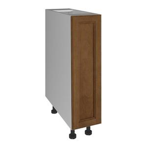 9-in x 30-in Mocha Swirl Base Cabinet with Door
